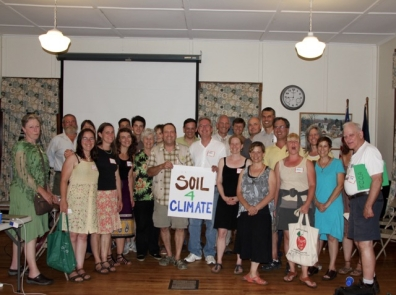Soil4Climate Group Photo - Thetford, VT